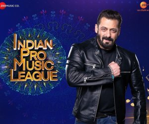 ​Zee Music Company drops the IPML anthem, featuring Salman Khan and teams
