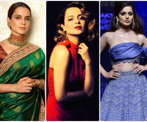 Ultra-cool Kangana Ranaut's vibrant and chic styles in hues!