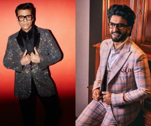 Karan Johar or Ranveer Singh: Who beats the flamboyance game?