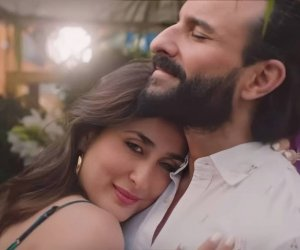 Kareena Kapoor, Saif Ali Khan make the most romantic couple in these throwback pictures