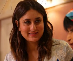 Kareena Kapoor shares first look of Star vs Food: Complains of aching hand after grating cheese