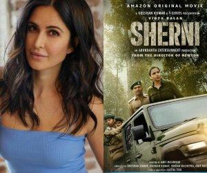 Katrina Kaif impressed with Sherni and Vidya Balan's performance:  'She is such a joy to watch'