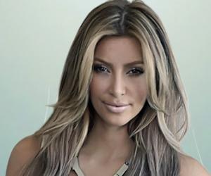 Kim Kardashian's perfume company sued over logo