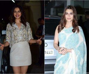 Angrezi Medium: Kriti Sanon, Rakul Preet Singh and more praise Irrfan Khan-Kareena Kapoor film