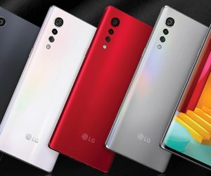 LG Velvet launched in Ind
