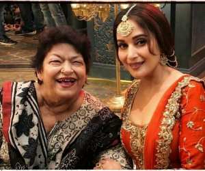 Saroj Khan's demise: Madhuri Dixit feels devastated and at utter loss of words