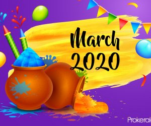March 2020: From Holi to Gudi Padwa, Know all Public Holidays, Festivals, and plan your holidays in advance