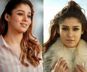 Nayanthara's new Goddess Amman look in Mookuthi Amman leave her fans mesmerized in her Desi avatar