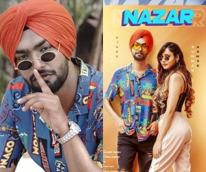 T- Series presents the melodious 'Nazar' from Ravneet Singh, a truly addictive Punjabi song to enjoy