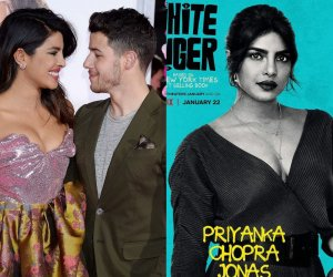 Nick Jonas urges everyone to watch The White Tiger; Priyanka Chopra gets all cuddly