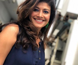 Pooja Batra wins hearts with her great hair day swirl, ushers in positive vibes to all her fans