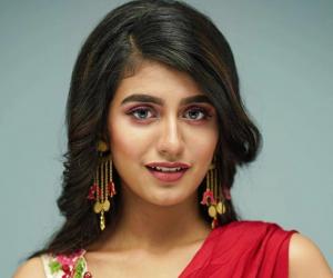 Priya Prakash Varrier ste
