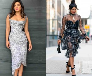 Drool Worthy Fashion Looks to steal from Priyanka Chopra this Valentine's Day 2020