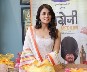 Radhika Madan says the only thing she had in her mind was to work honestly
