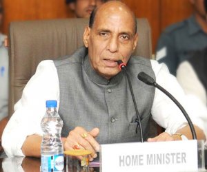 Time now to review Articles 370, 35A: Rajnath