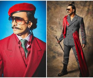 Five times Ranveer Singh rocked dramatic and quirky looks in 2019