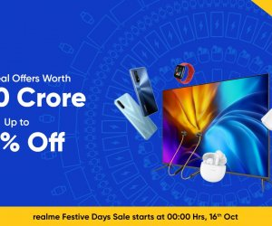 Xiaomi and Realme to host own Diwali sale in India from October 16