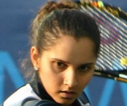 Sania shares photo of 'confused' Izhaan holding a racquet