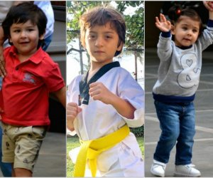 Super adorable star kids shine on Bollywood