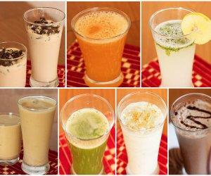summer juices drinks