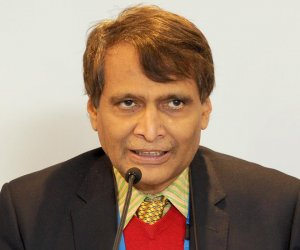 Innovation needed to cut agricultural wastage: Suresh Prabhu