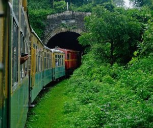 12 most Beautiful Train journeys in India