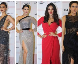 Vogue Beauty Awards 2019: Sara Ali Khan, Sunny Leone to Radhika turn into glitzy dolls