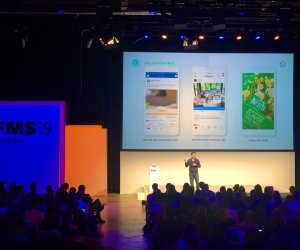 Olivier Ponteville tweets 'WhatsApp confirms Status Ads coming in 2020'
