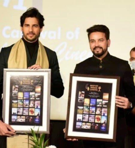 Sidharth Malhotra inaugurates 1st Himalayan Film Festival with 'Shershaah'