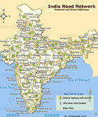 India Road Map
