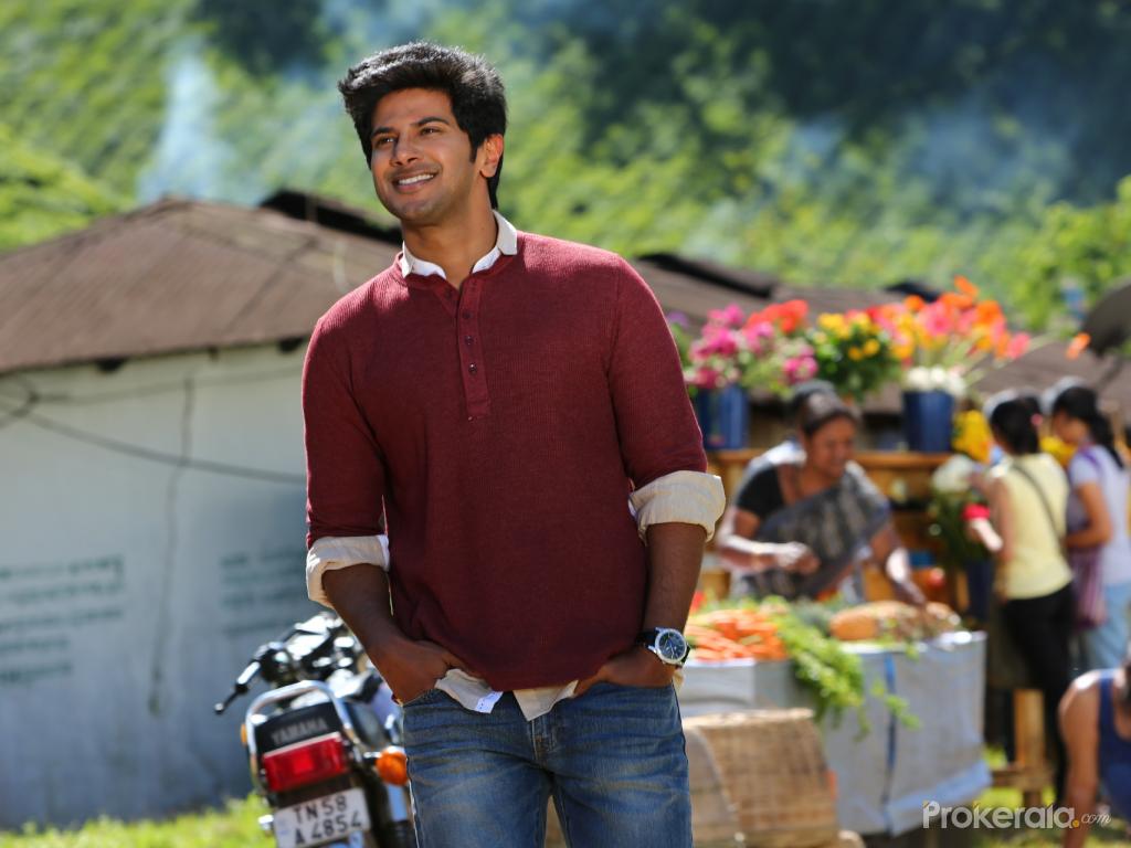 Dulquer Salman In Savitri S Biopic: Dulquer Salman In Movie Vaayai Moodi Pesavum/Samsaaram