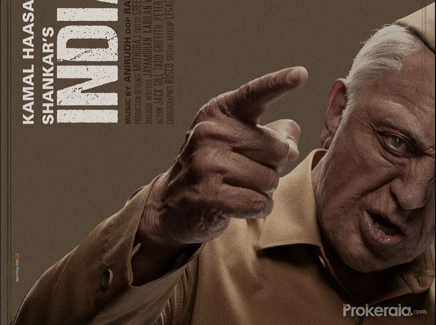 Indian 2 1st Look