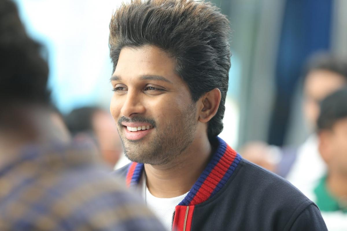 Stylish Star Allu Arjun