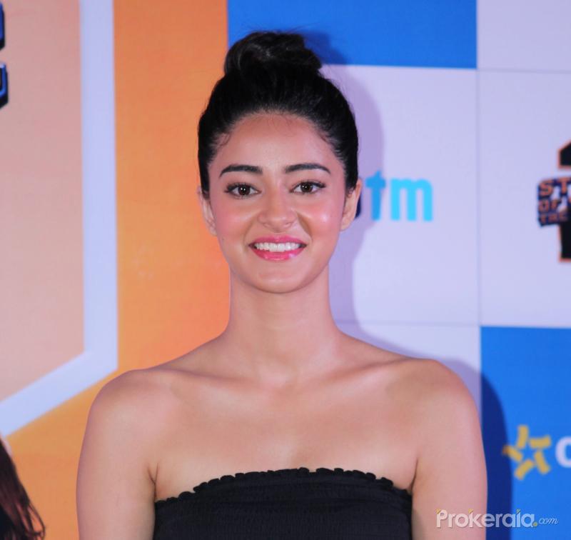 Actress Ananya Panday