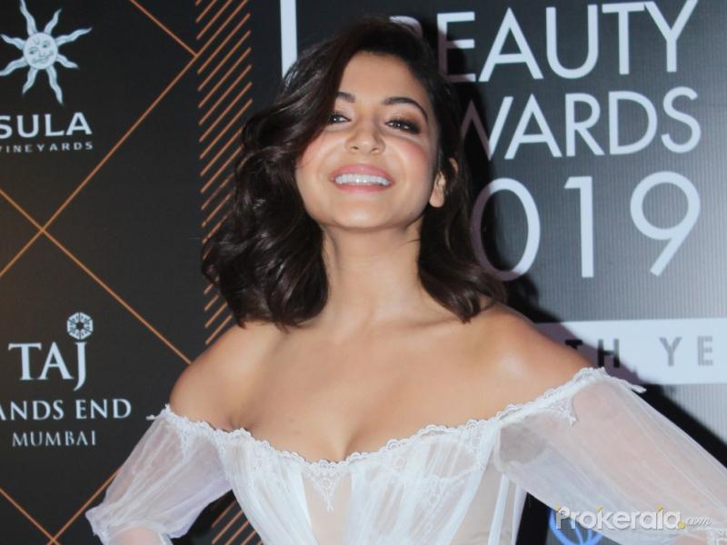 Actress Anushka Sharma