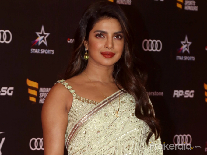 Desi girl Priyanka Chopra honoured at Marrakech Film Festival