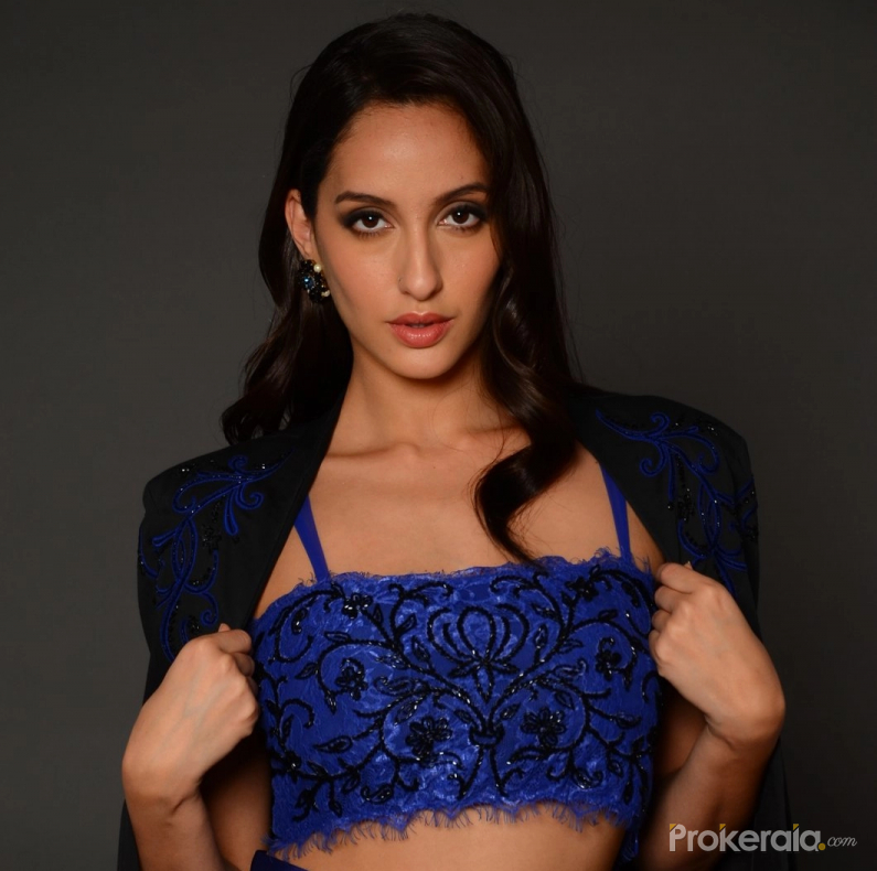 Actress Nora Fatehi in marjaavaan