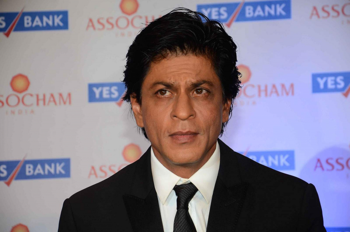 Shahrukh Khan Still from Press meet
