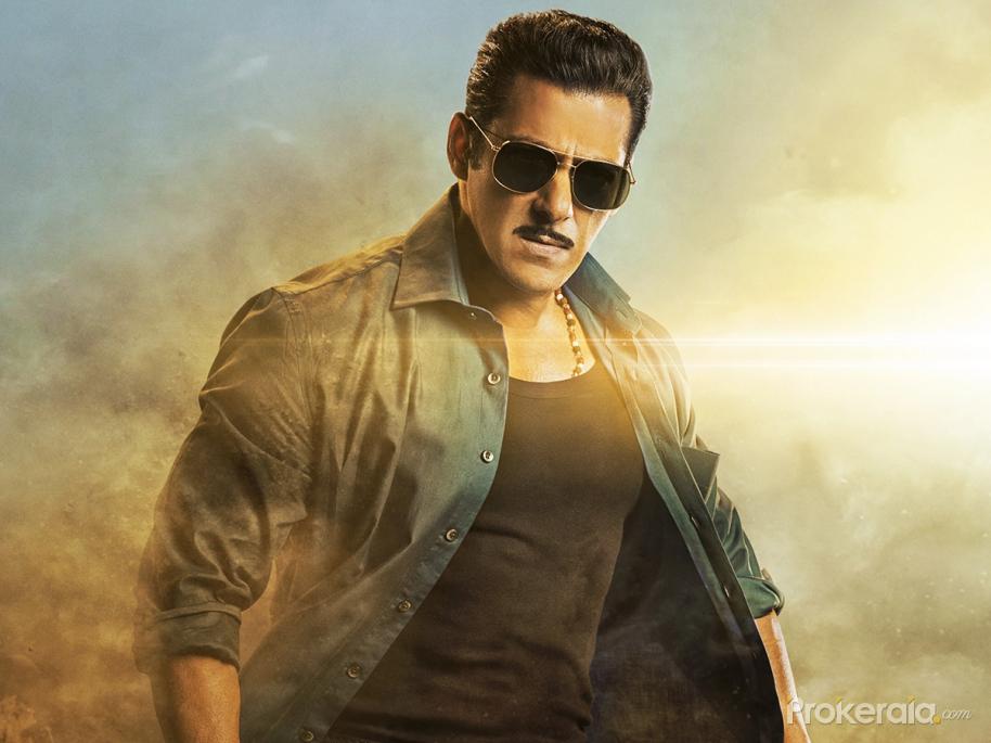 Still of Salman Khan From Dabangg 3