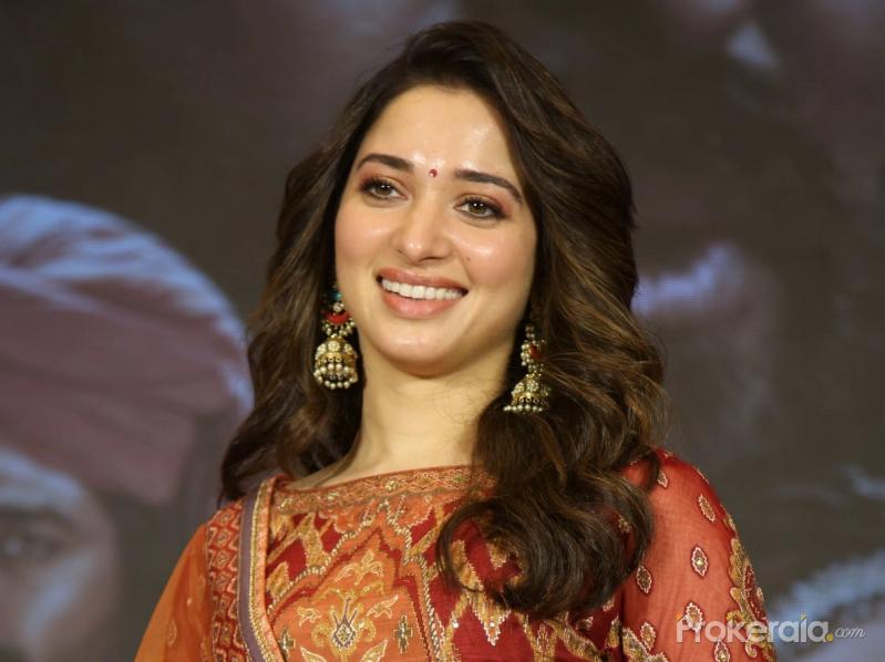 Actress Tamannah Bhatia