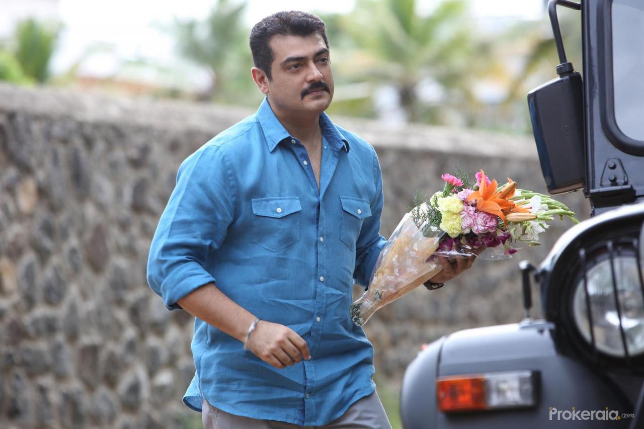 ajith in movie yennai arindhaal yentha vaadu gaani