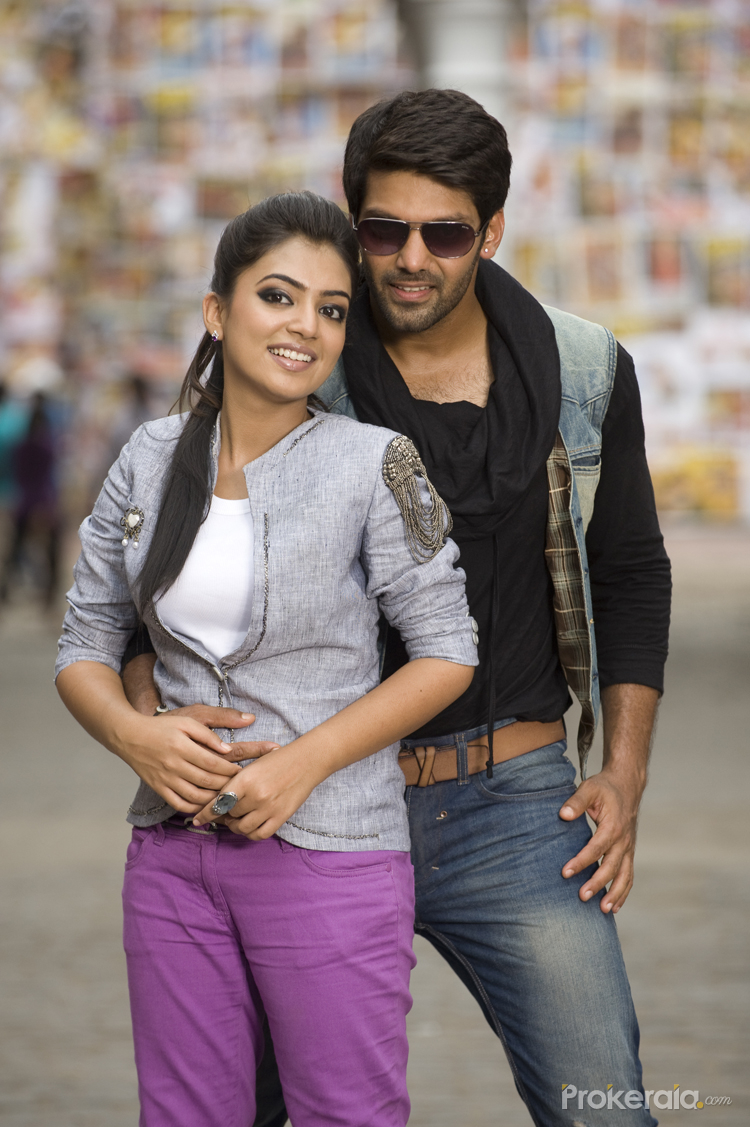 Nazriya Nazim And Arya In Raja Rani Still 20