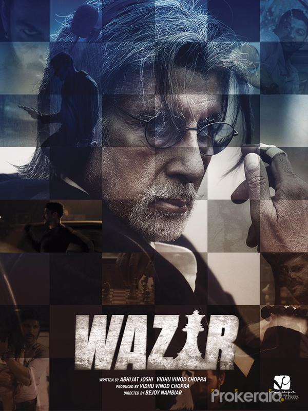 Wazir (2016) - Coming Soon