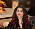 Aishwarya Rai Bachchan looks stunning in all-black look, to be next seen in Mani Ratnam film