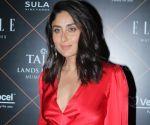 Kareena Kapoor glows in orange radiance, engages in girl chat with Kalki Koechlin  & Rhea Kapoor