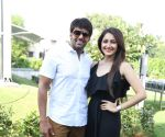 "Newlywed Arya and Sayyeshaa to reunite for upcoming film ""Teddy"""
