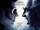 2.0 Movie Rajinikanth and Akshay kumar Look