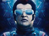 2.0 Movie Rajinikanth Look