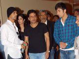Arjun Rampal, Katrina Kaif, Manoj Bajpai, Prakash Jha and Ranbir Kapoor
