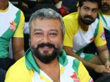 jayaram @ Badminton League 4th Match Inauguration